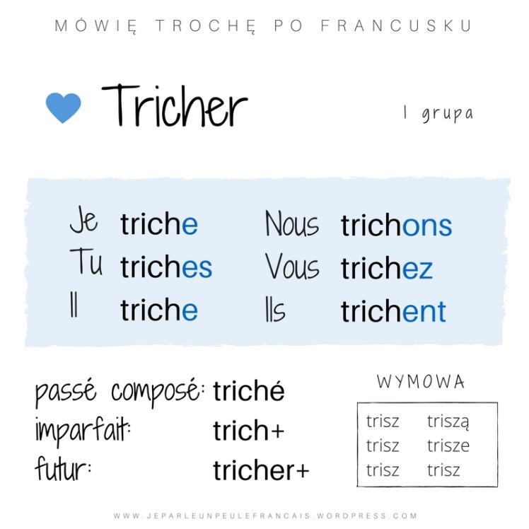 tricher