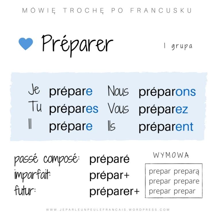 preparer