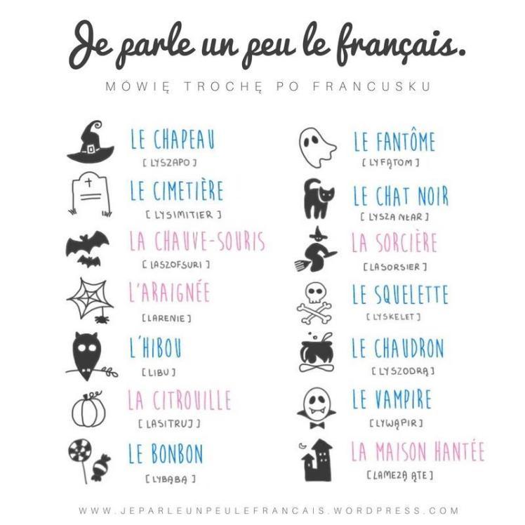 slowka-tematyczne-francuskie-halloween-grafika-po-francusku-jesien-straszne