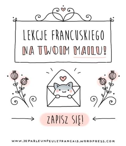 lekcje francuskiego na mailu