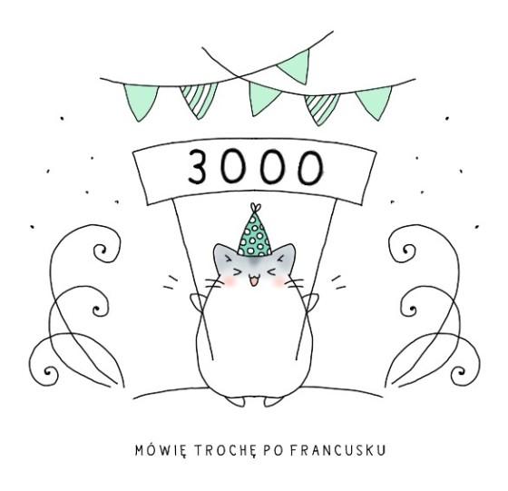 3000 POLUBIEŃ